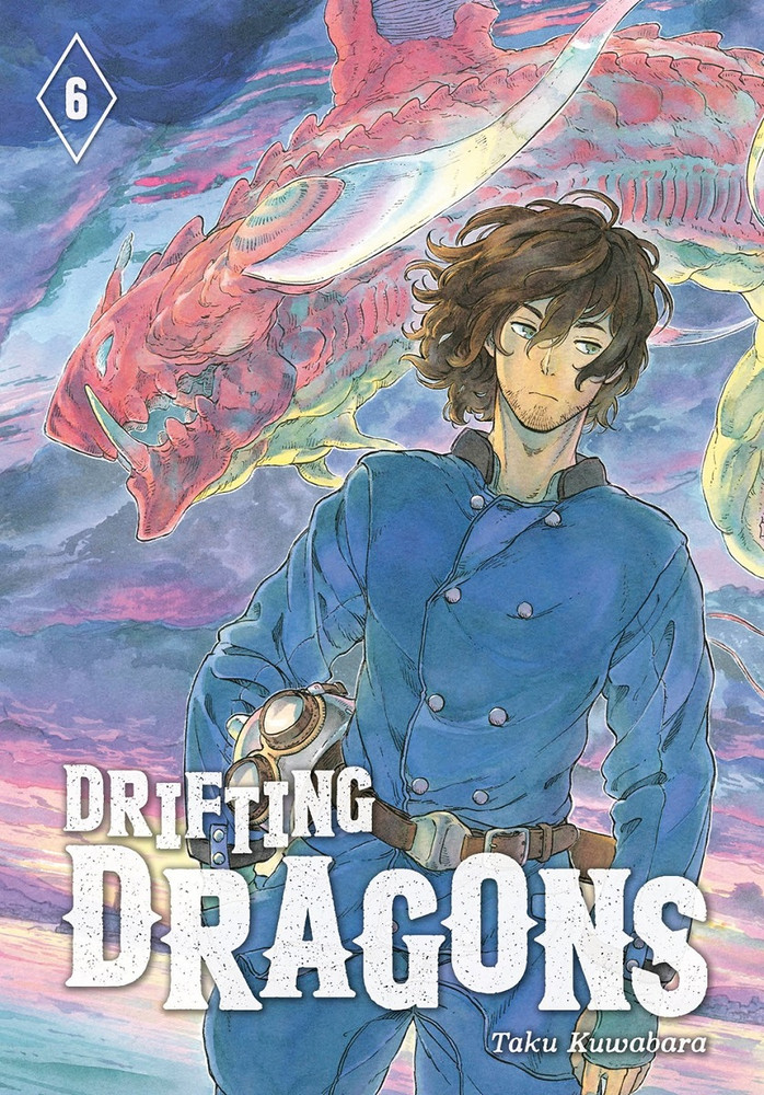 Drifting Dragons, Volume 6