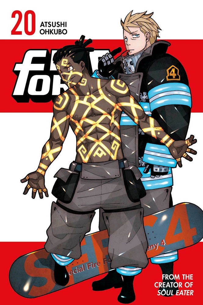 Fire Force, Volume 20