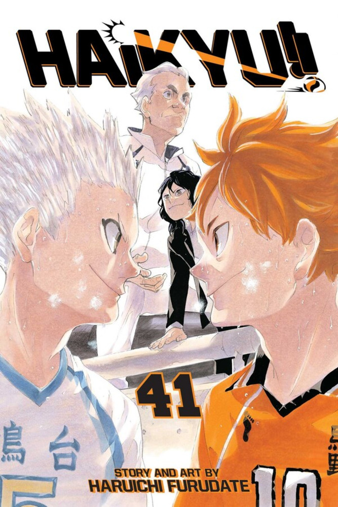 Haikyu!!, Volume 41