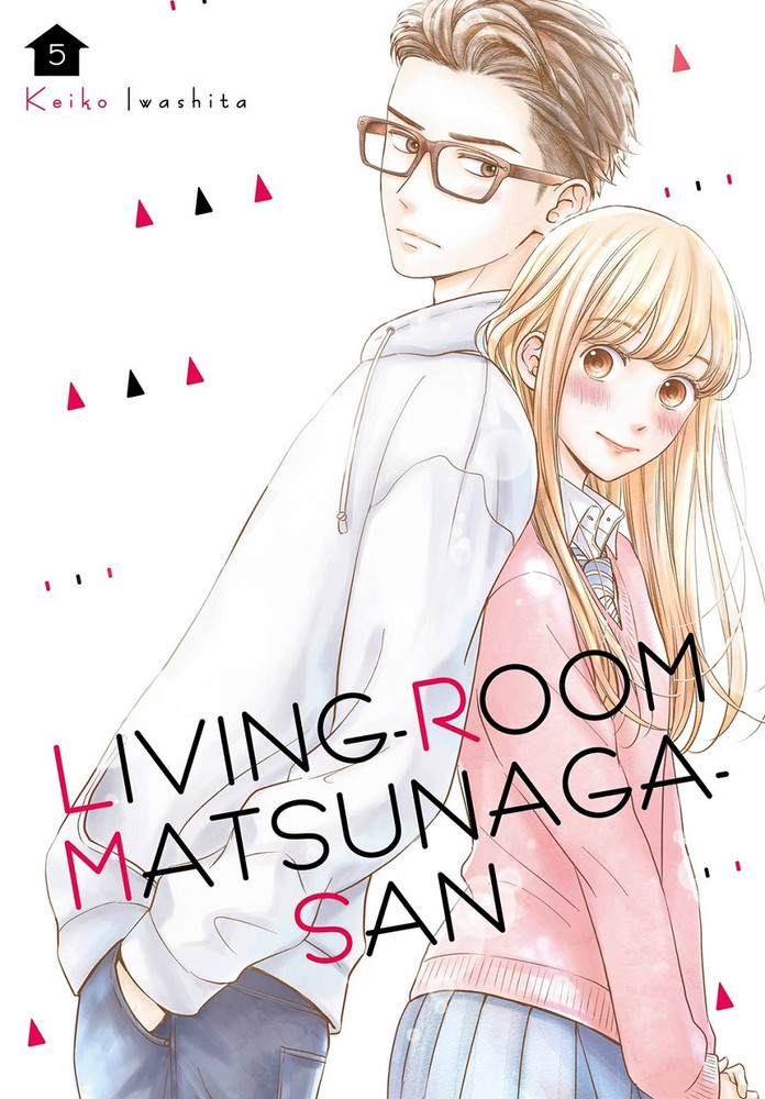 Living-Room Matsunaga-San, Volume 5