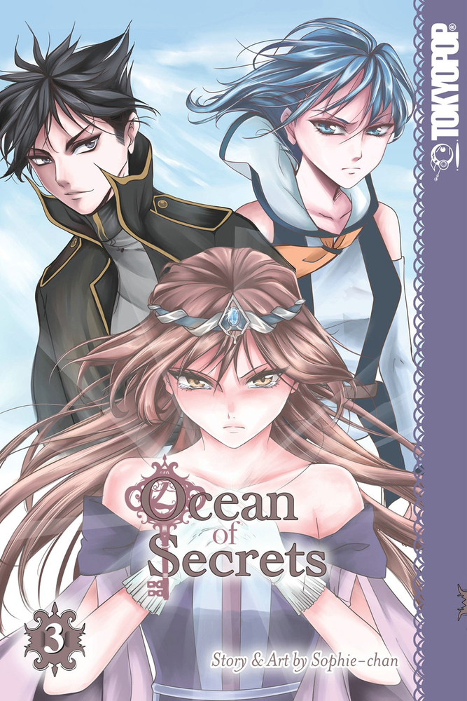 Ocean of Secrets, Volume 3