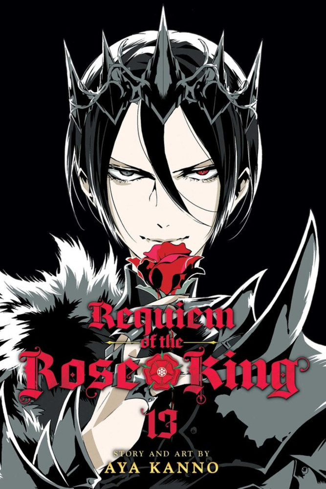 Requiem of the Rose King, Volume 13