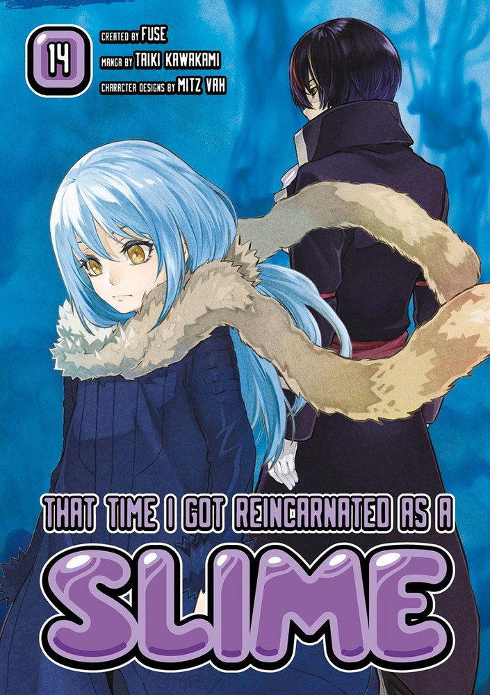 That Time I Got Reincarnated As A Slime, Volume 14 (Manga)