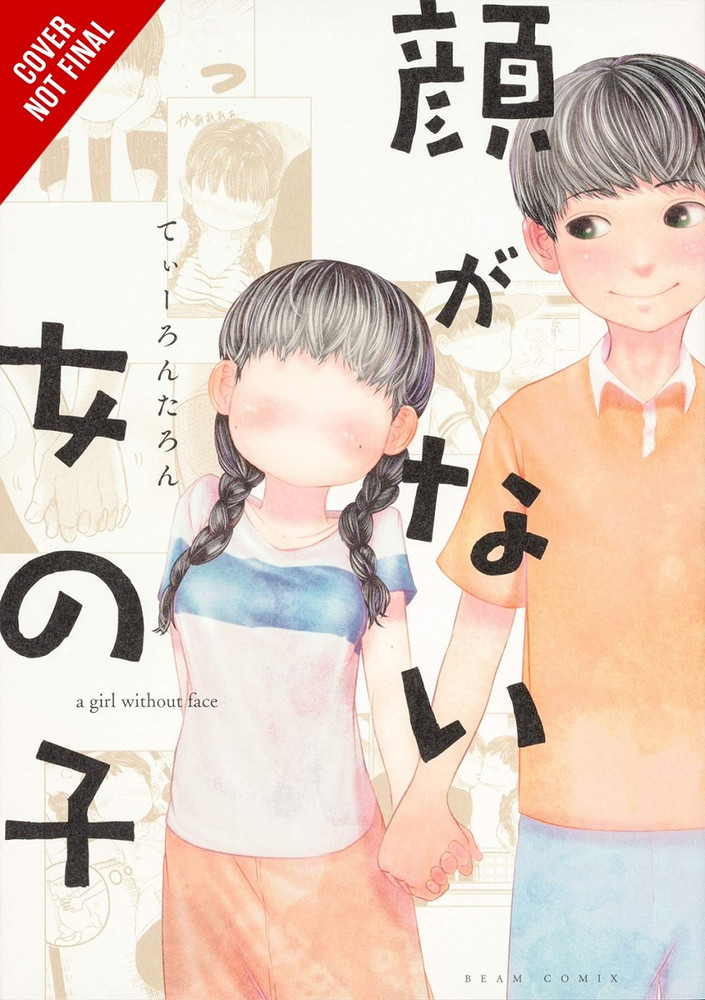 The Girl Without a Face, Volume 1