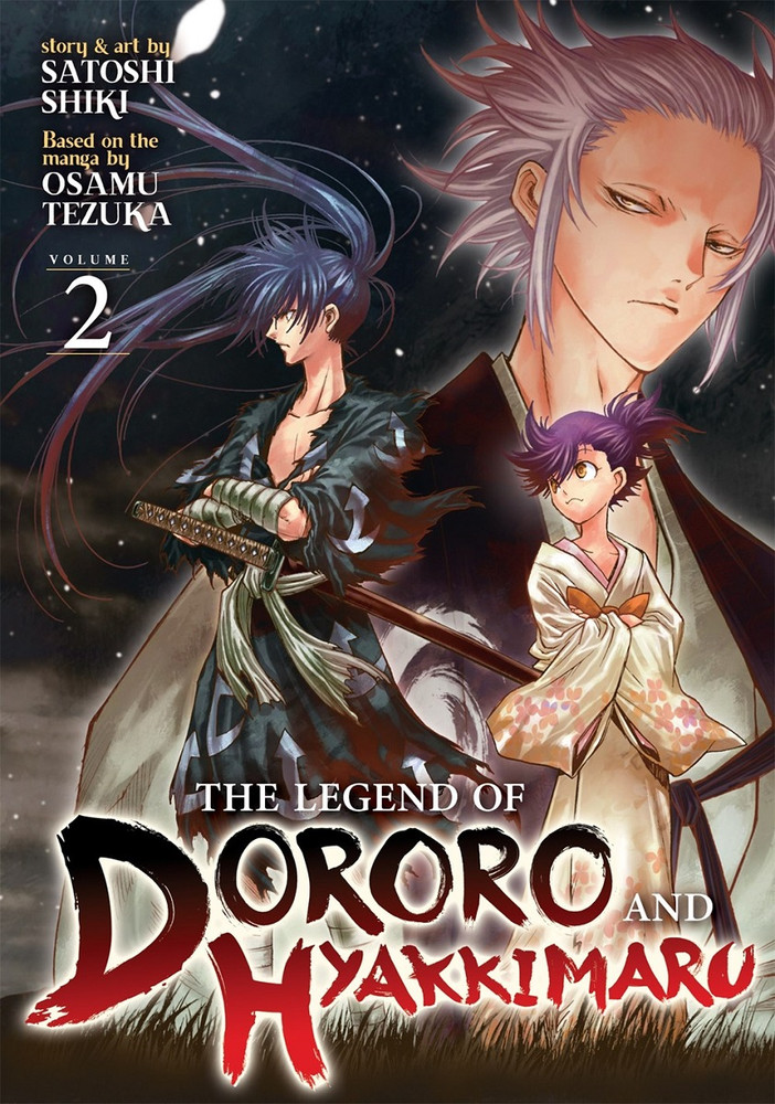 The Legend Of Dororo And Hyakkimaru, Volume 2