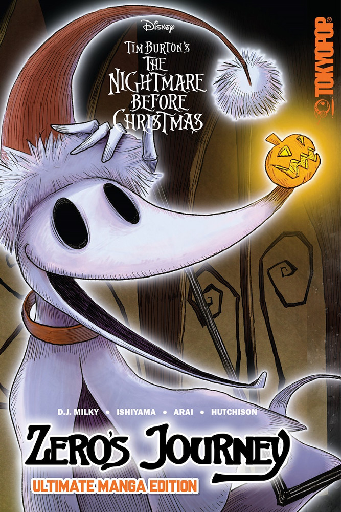 The Nightmare Before Christmas Zero's Journey Ultimate Edition