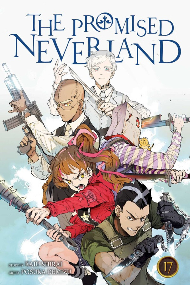 The Promised Neverland, Volume 17
