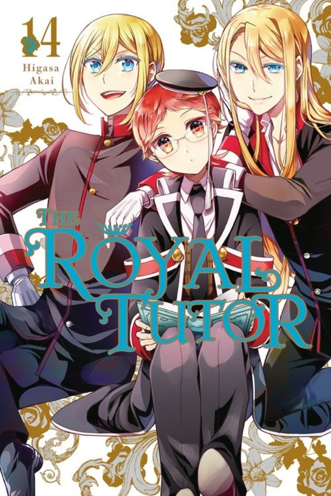 The Royal Tutor, 14