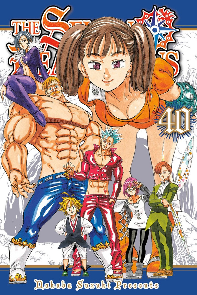 The Seven Deadly Sins, Volume 40