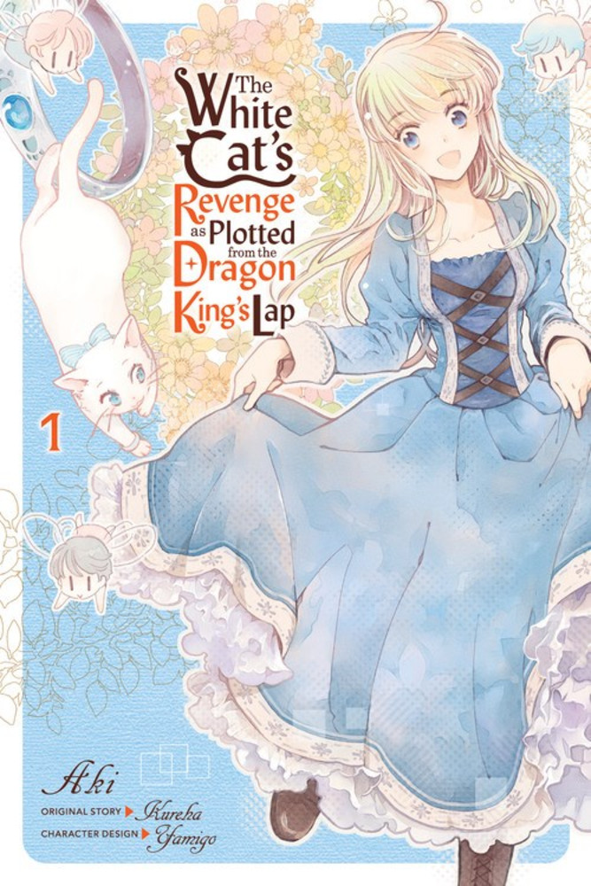 The White Cat's Revenge as Plotted From the Dragon King's Lap, Volume 1
