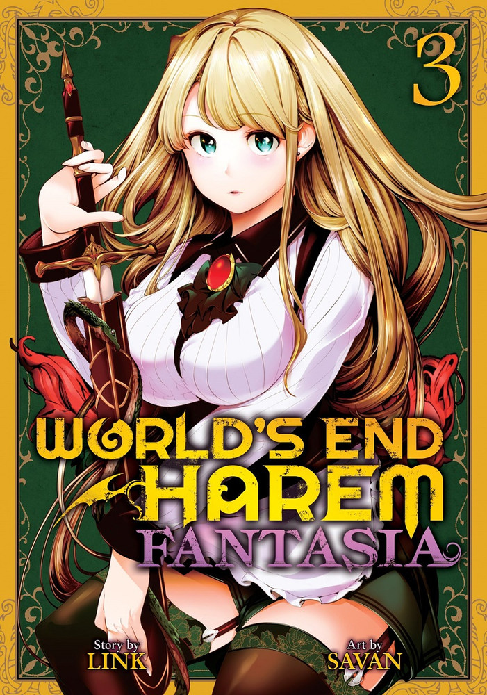 World's End Harem Fantasia, Volume 3