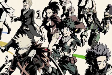My Hero Academia, Season 5 Gets Spring 2021 Release Date Confirmed