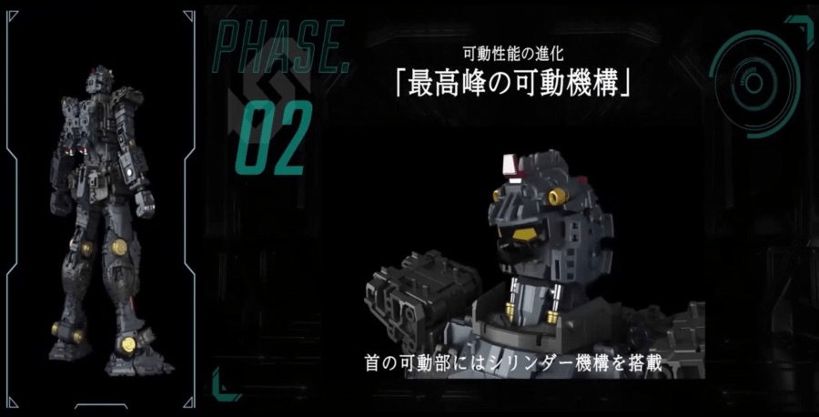 Perfect Grade RX-78-2 Unleashed 2.0 6