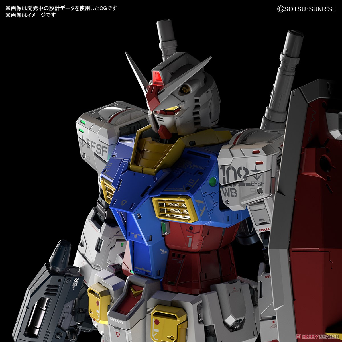 Perfect Grade RX-78-2 Unleashed 2.0 Kit