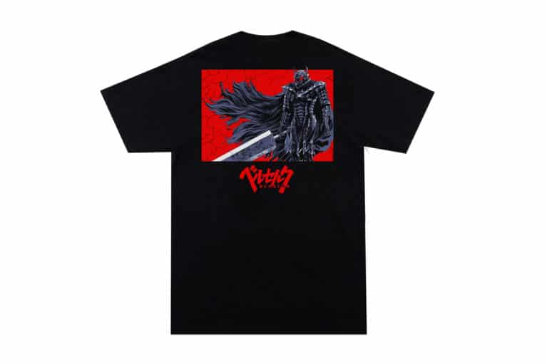 Atsuko Add 12 Items to Their Berserk Collection