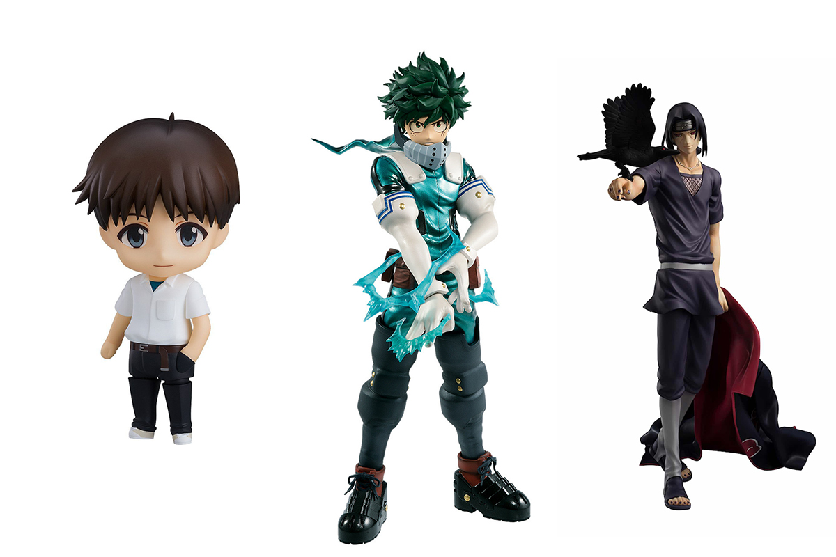 Best Gifts for Anime Lovers - Anime Figures