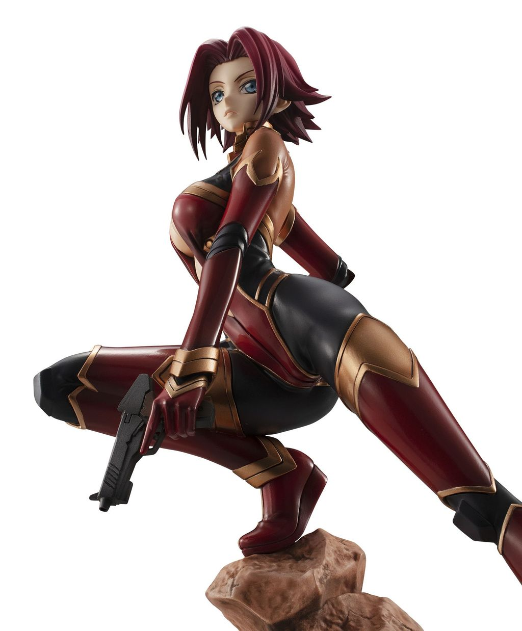 G.E.M. Series: Code Geass: Lelouch of the Rebellion Kallen Kozuki Pilot Suit Ver. 4