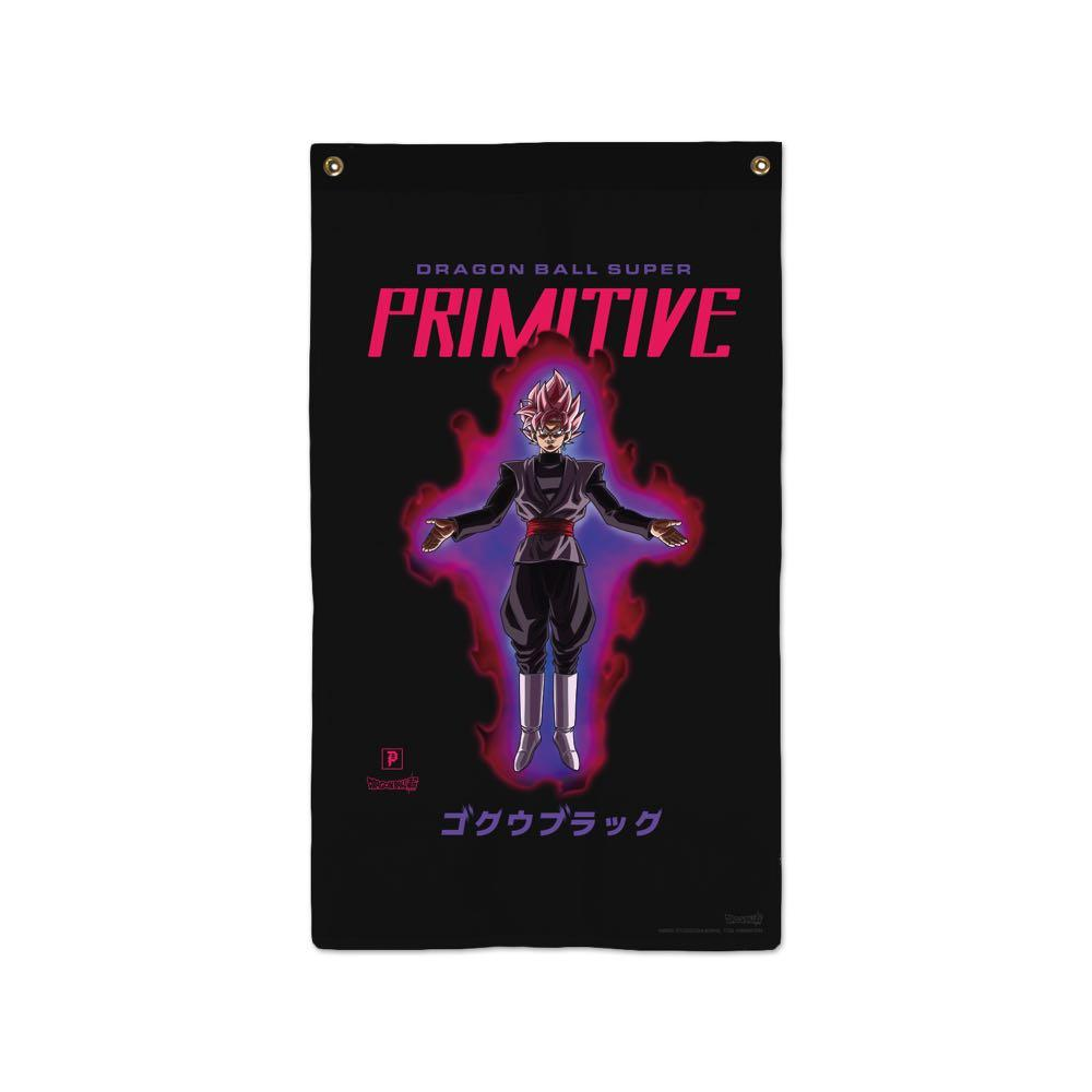 Primitive x Goku Black Rosé Capsule Collection Banner