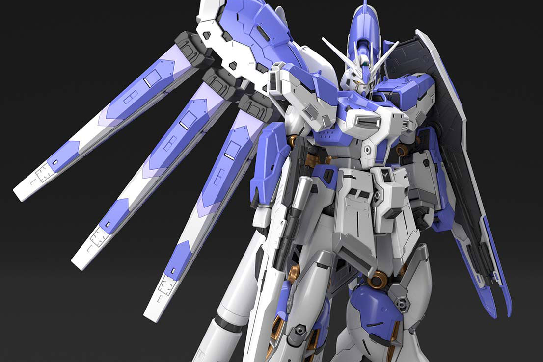 New Gunpla Kits Showcased at Gunpla Expo Toyko 2020