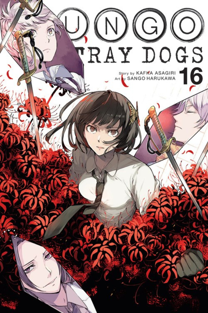 Bungo Stray Dogs, Volume 16