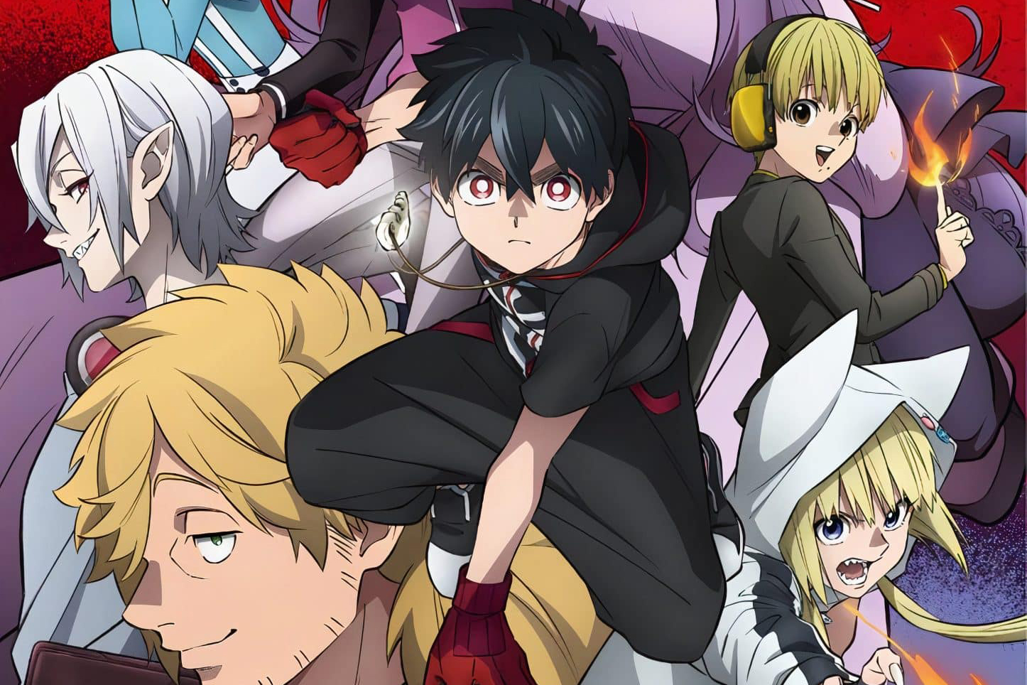 Most Anticipated Anime Coming Out in January 2021 - Kemono Jihen