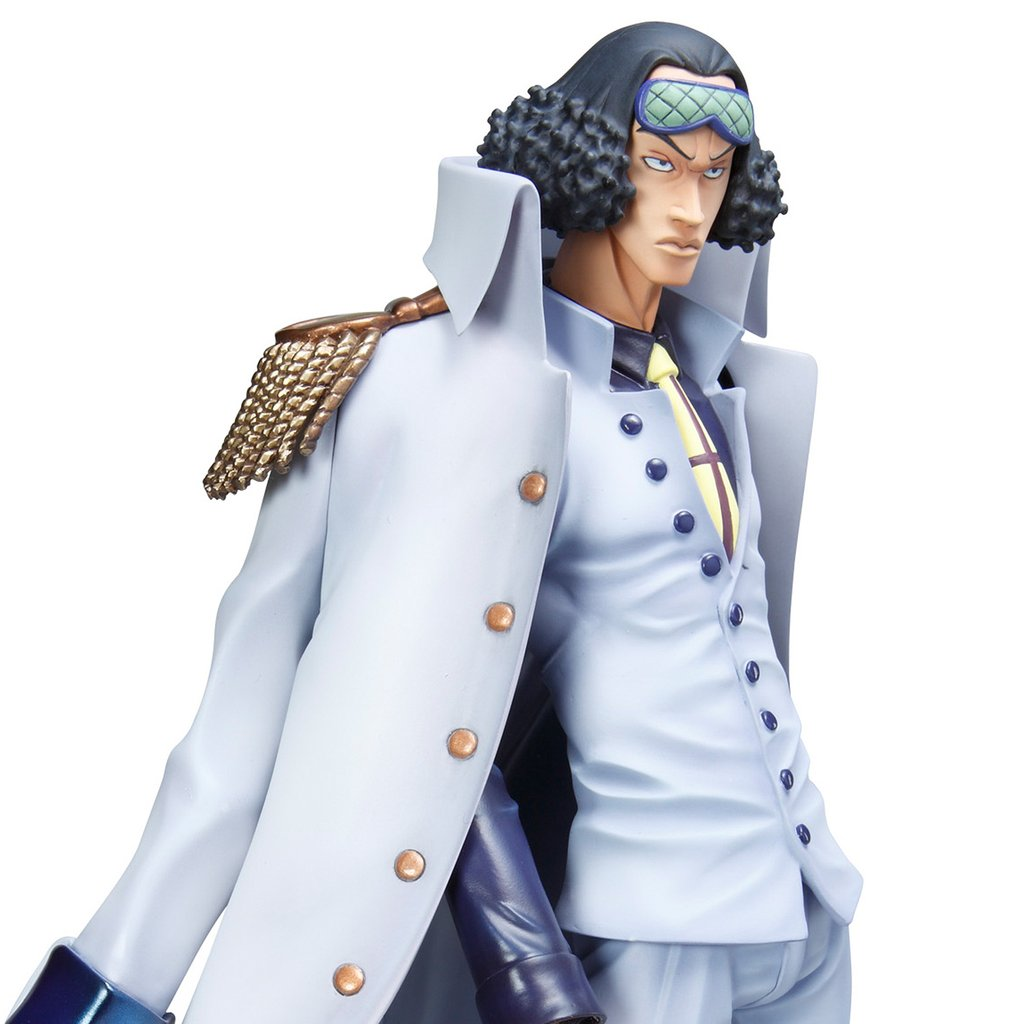 Portrait.Of.Pirates ONE PIECE Series NEO-DX: Marine Admiral Aokiji [Kuzan] 3