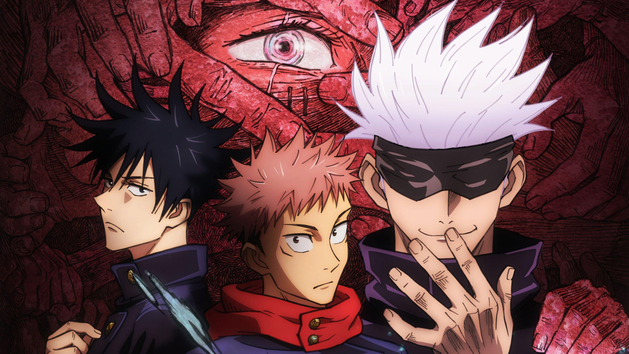 Best Anime of 2020 - Jujutsu Kaisen