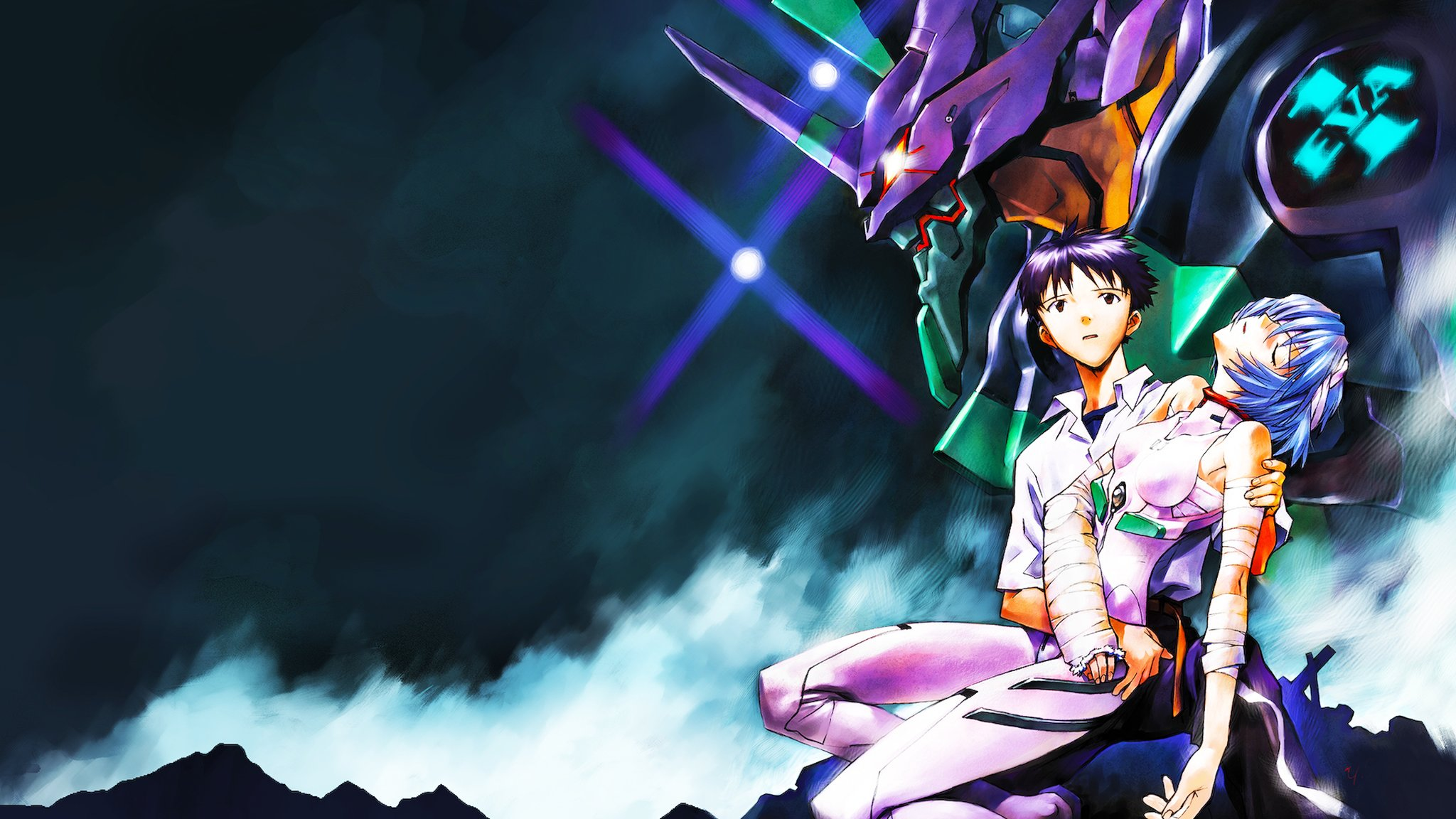 Best Mecha Anime Streaming on Netflix Now - Neon Genesis Evangelion