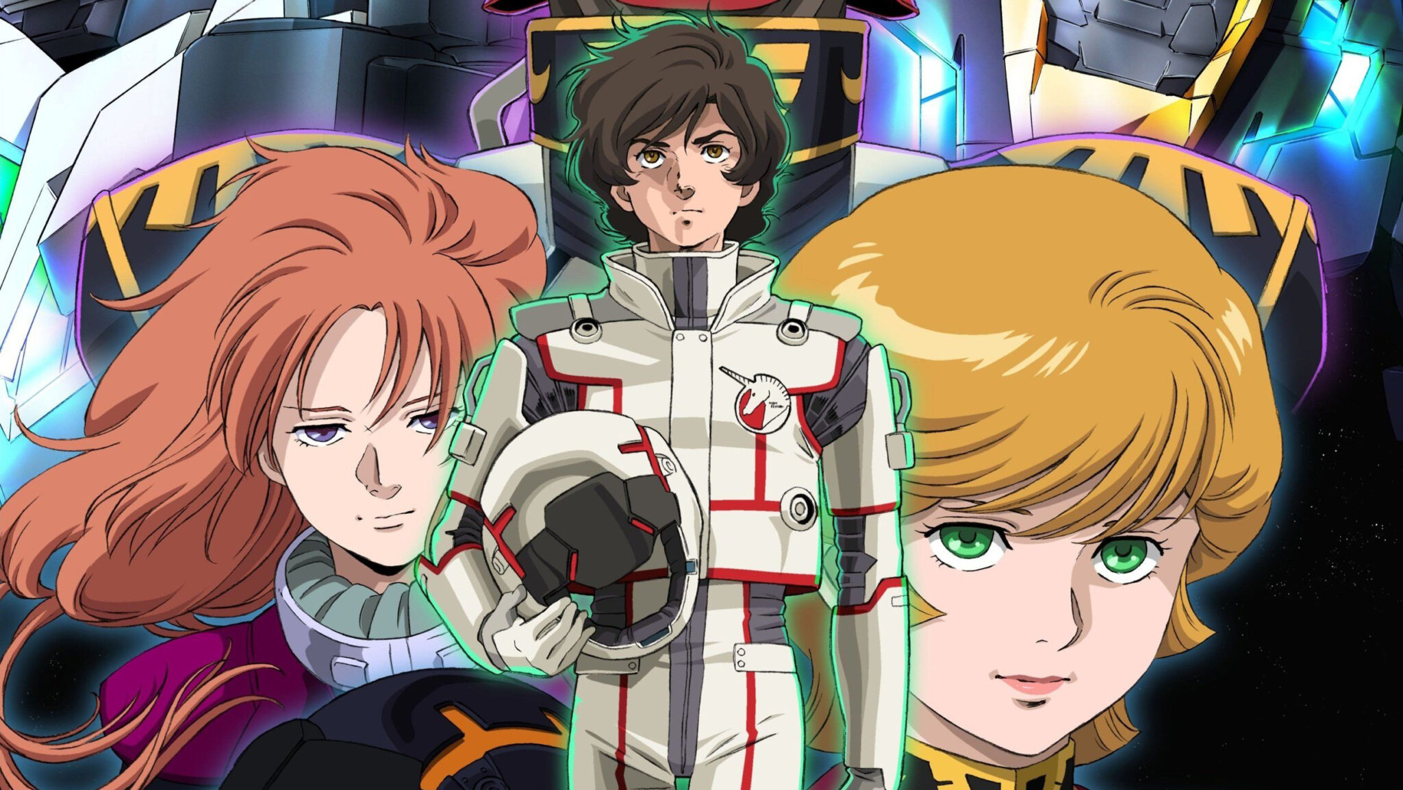 Best Mecha Anime Streaming on Netflix Now - Mobile Suit Gundam Unicorn