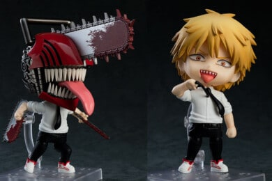 Chainsaw Man Nendoroids