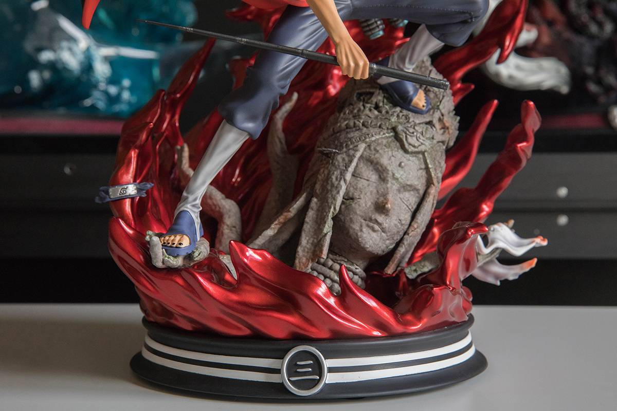 Clouds Studio Hidan Statue Hidan Base