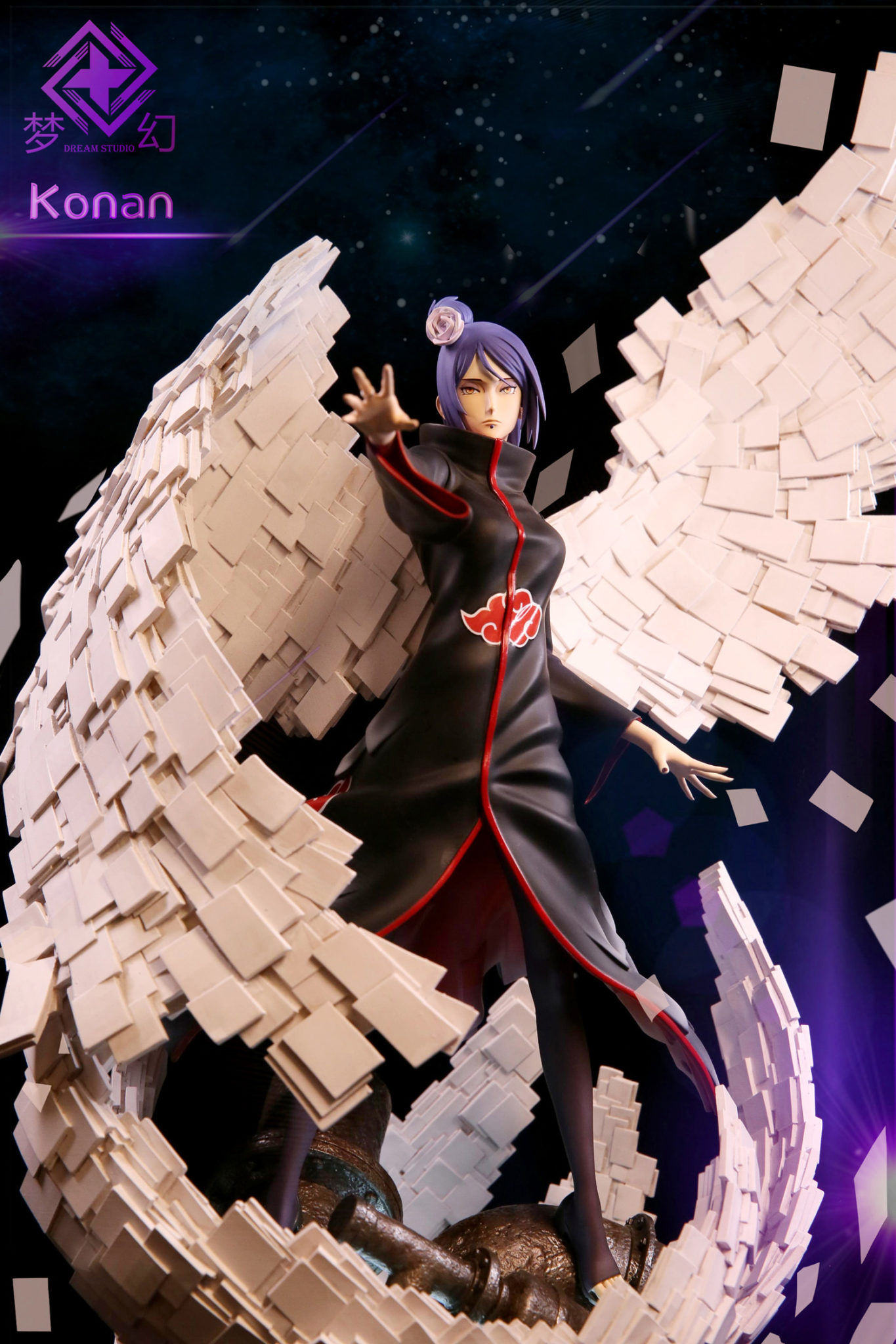 Dream Studio Konan 1/5 Scale Statue Close up 2