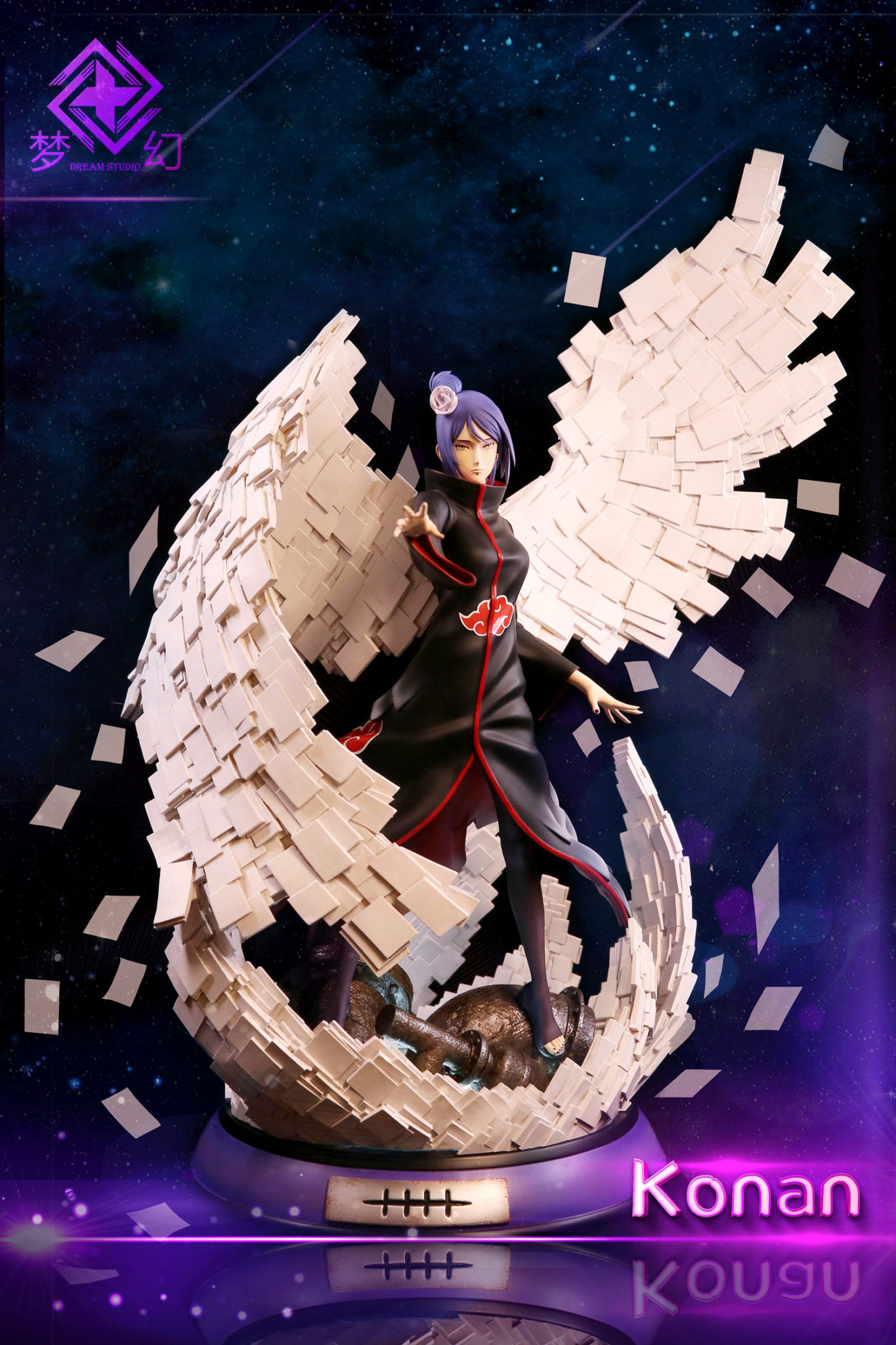 Dream Studio Konan 1/5 Scale Statue