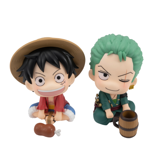 Look Up Series Monkey D. Luffy & Roronoa Zoro