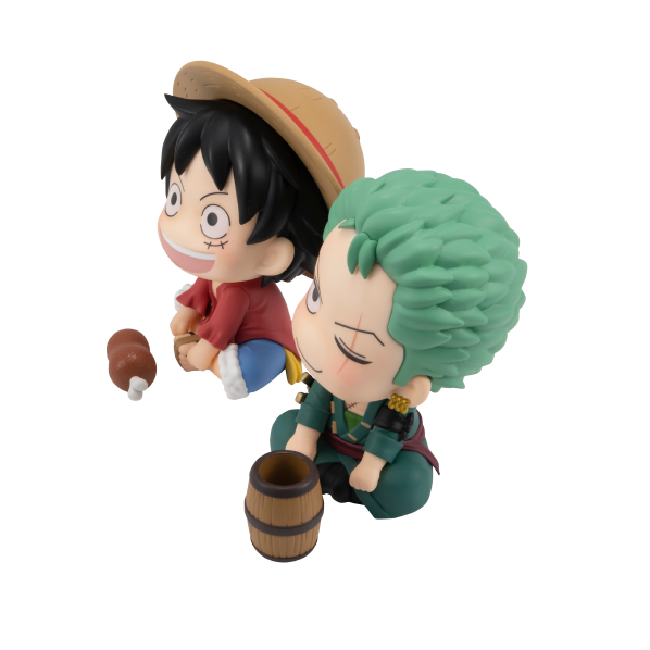 Look Up Series Monkey D. Luffy & Roronoa Zoro Side 1