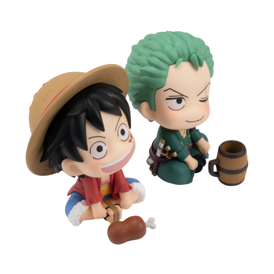 Look Up Series Monkey D. Luffy & Roronoa Zoro Side 2