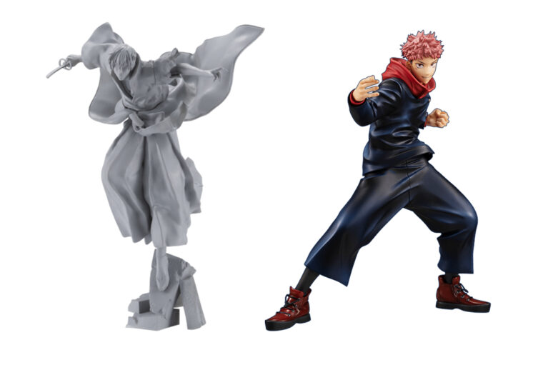 New Megahouse Figures Revealed During Jump Festa 2021