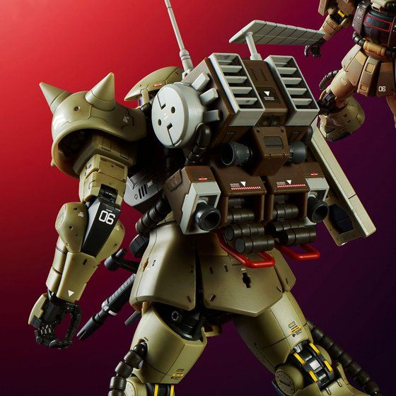RG 1/144 Zaku Minelayer Gunpla Kits 2021