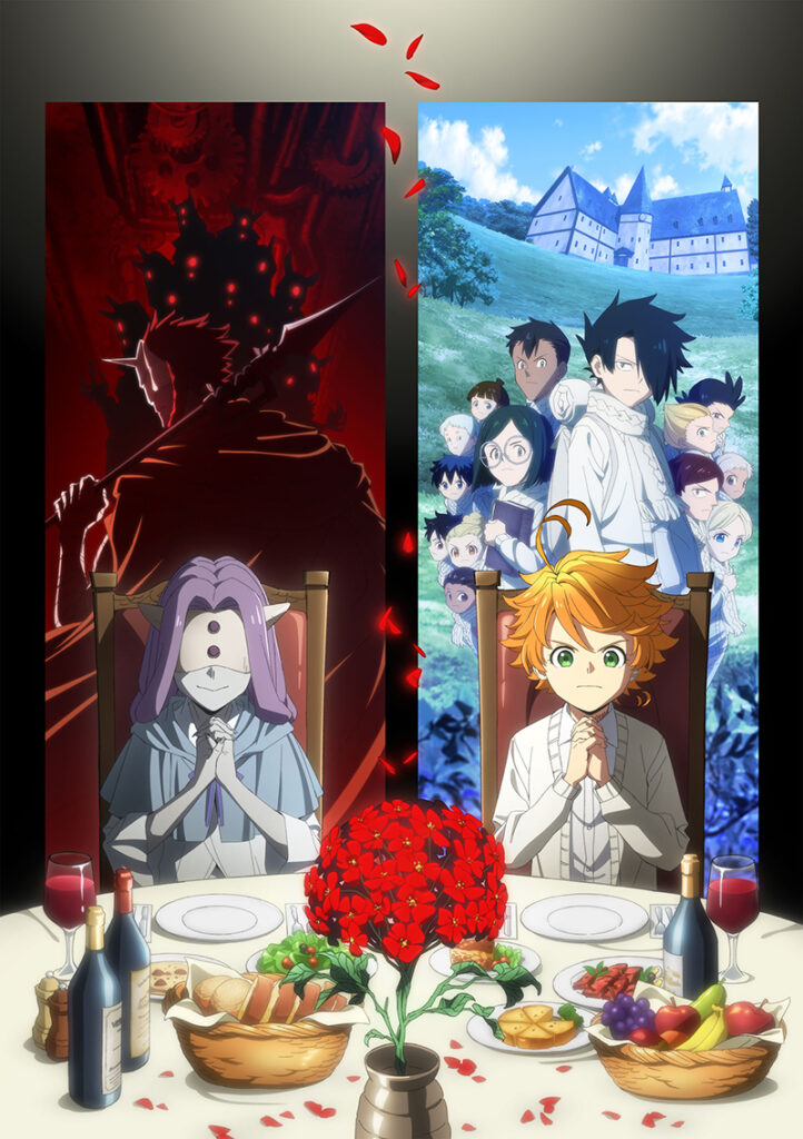The Promised Neverland, Season 2 New Visual