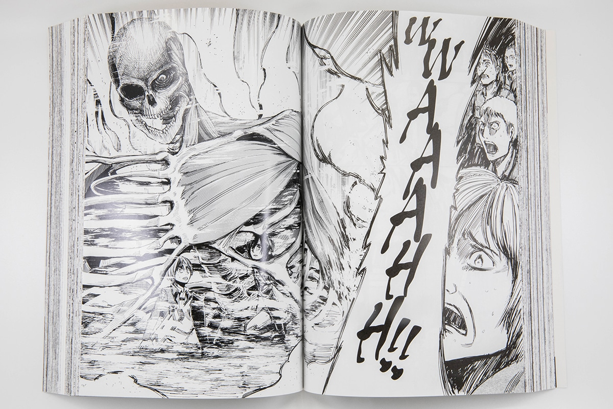 Attack on Titan Colossal Editions Review Inside Look
