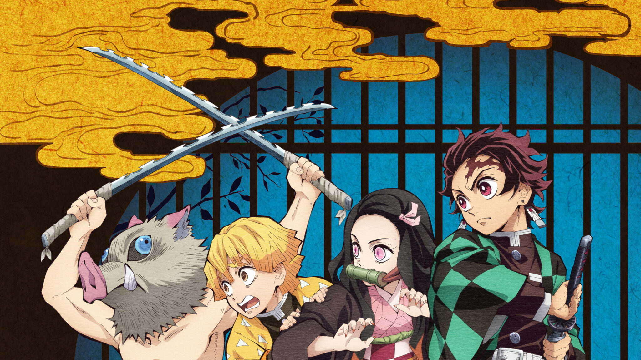 Best Anime on Netflix Right Now - Demon Slayer: Kimetsu no Yaiba Netflix