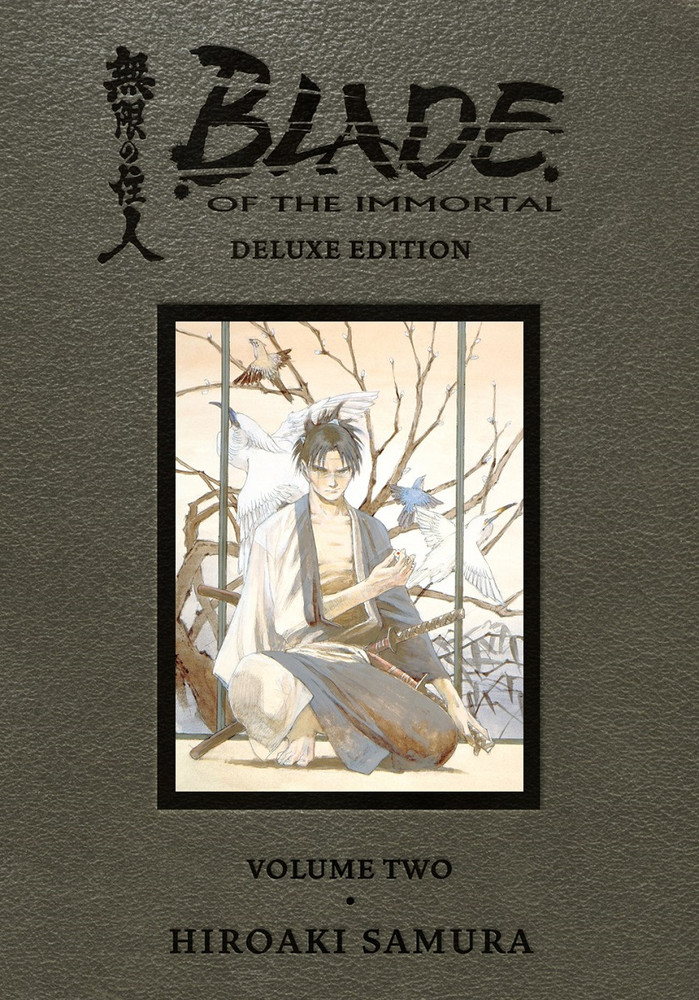 Blade of the Immortal Deluxe Edition, Volume 2 - Collector's Edition Manga 2021