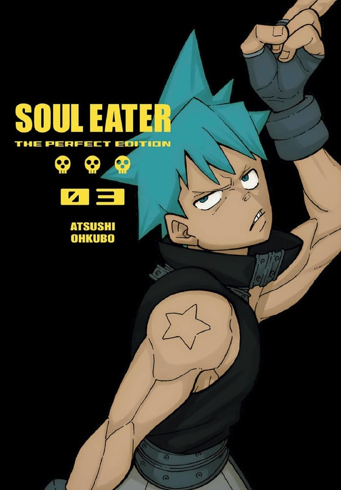 Soul Eater: The Perfect Edition, Volume 3 - Collector's Edition Manga 2021