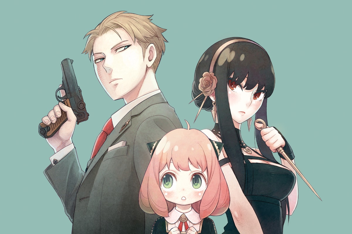 Manga That Need An Anime Adaptation: Spy x Family