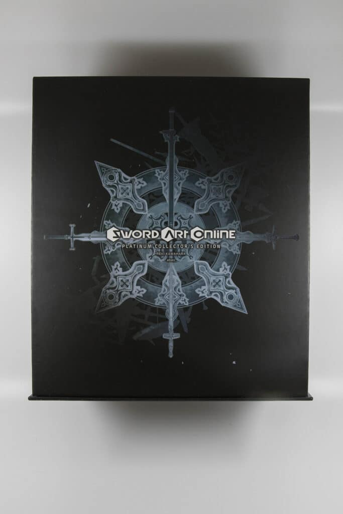 Sword Art Online Platinum Collector's Edition Box Set