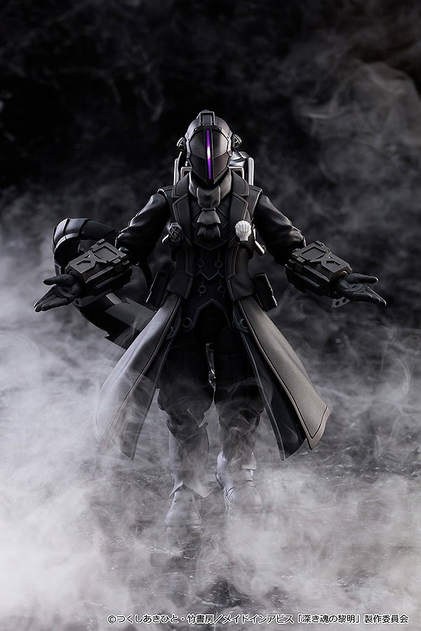 Bondrewd: Ascending to the Morning Star (Gangway) ver. figma from Made in Abyss: Dawn of the Deep Soul Figure Wonhobby 32