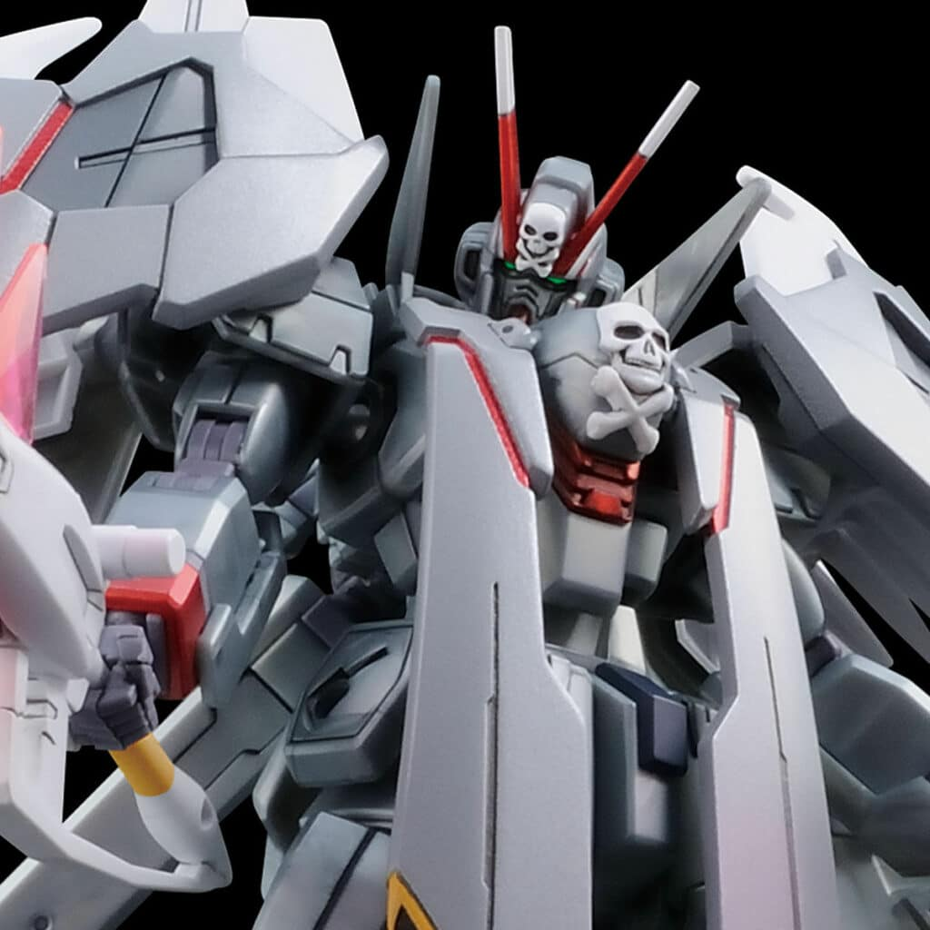 HG 1/144 Crossbone Gundam X-0 Full Cloth