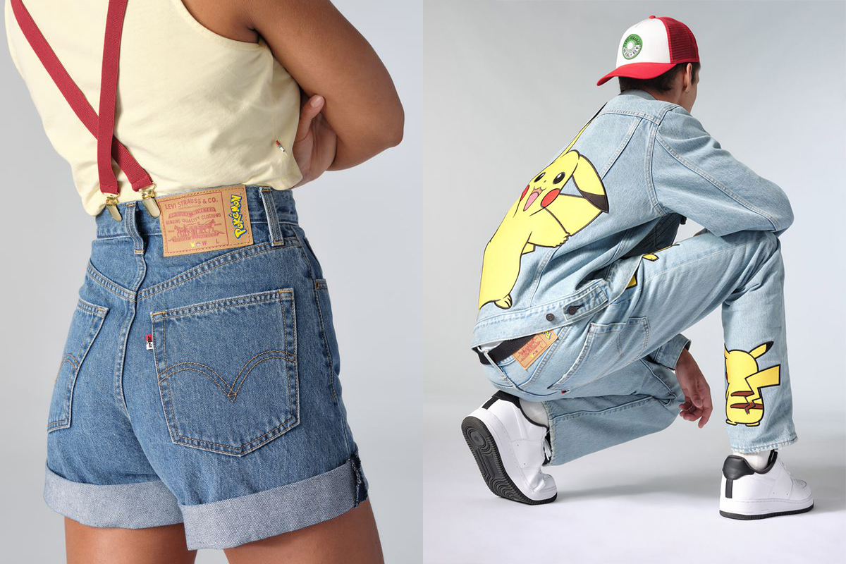 Levi's Pokemon Collection