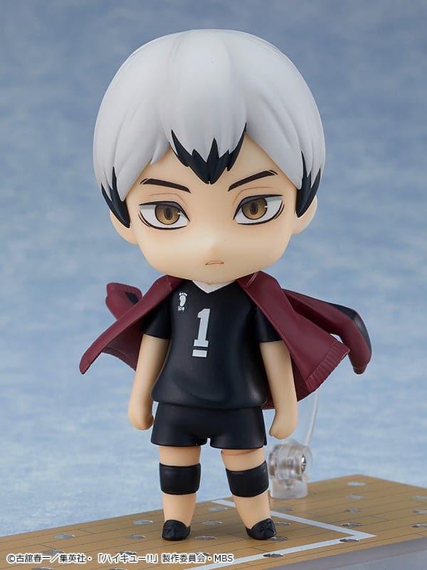Shinsuke Kita Nendoroid from Haikyu!! To the Top Figure Wonhobby 32