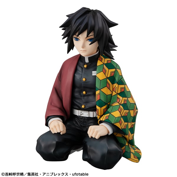 Megahouse G.E.M. Series: Demon Slayer: Kimetsu no Yaiba Palm-sized Giyu Tomioka Figure